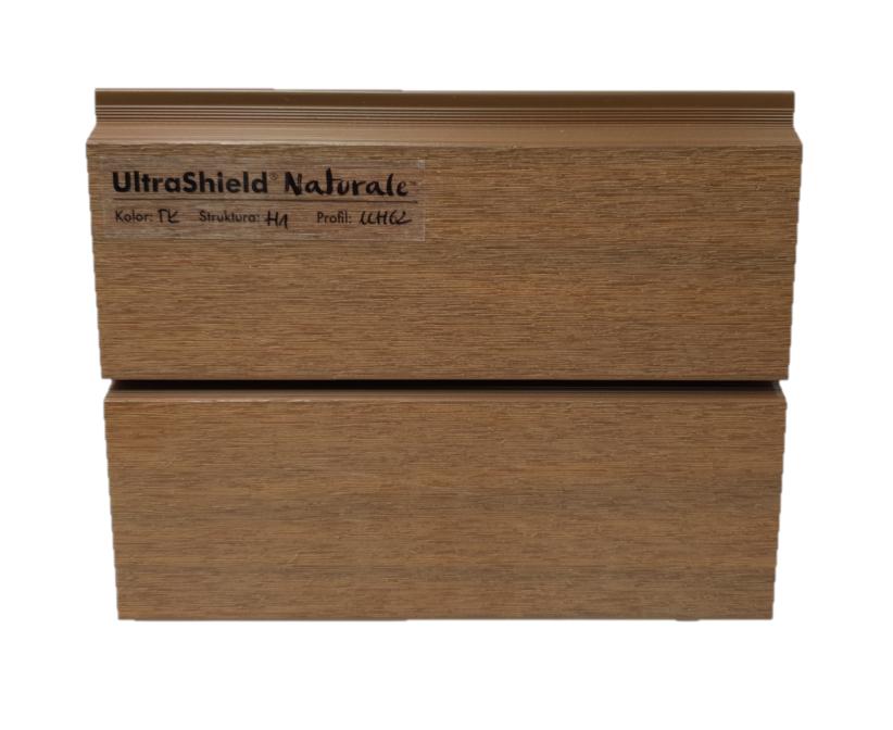 Najnowsza deska kompozytowa elewacyjna firmy NewTechWood - Ultrashield UH62
